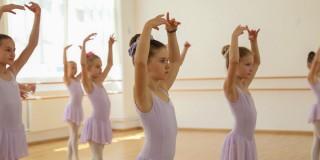 Warum profitiert jeder von Ballett?